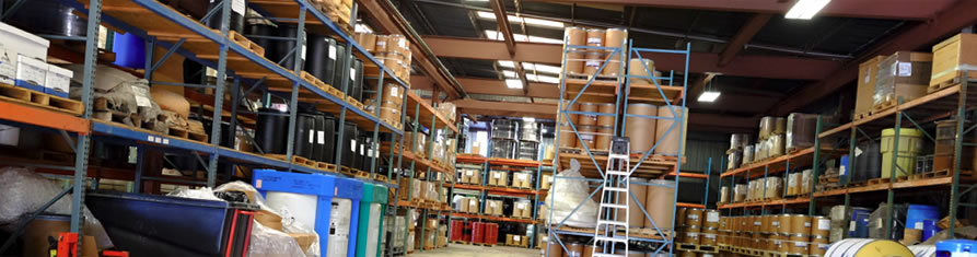 iodine distribution warehouse