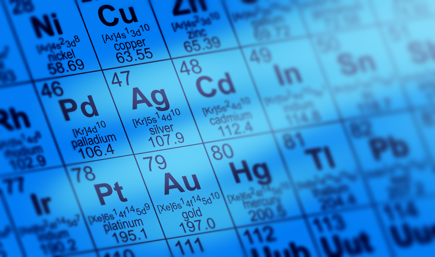 new elements discovered